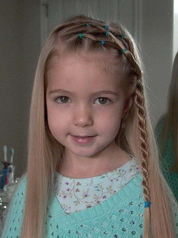 The Best Hairstyles For Little Girls Pictures