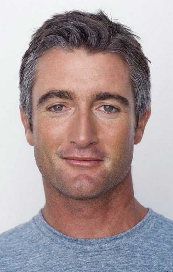 The Best Older Men S Hairstyles 2012 Stylish Eve Pictures