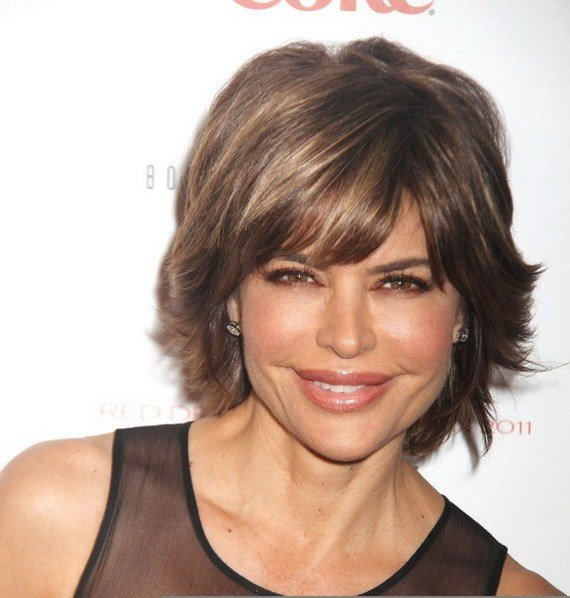 The Best Wild And Glamorous Hairstyles Inspired By Lisa Rinna Pictures