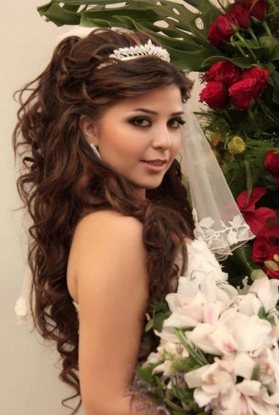 The Best Bohemian Wedding Hairstyles For Long Hair Pictures