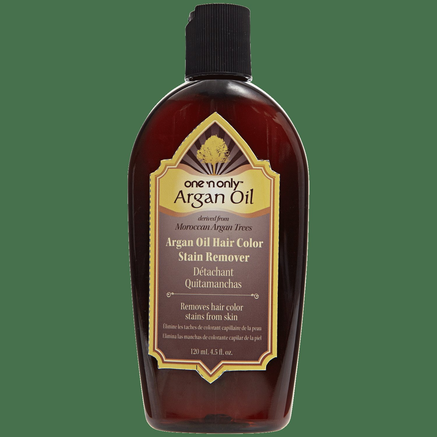 The Best One 'N Only Argan Oil Hair Color Stain Remover Pictures