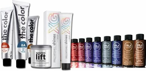 The Best Switch To Paul Mitchell® Professional Hair Color Pictures