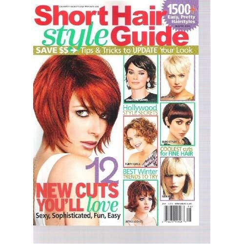 The Best Short Hair Style Guide Magazine Winter 2012 Pictures