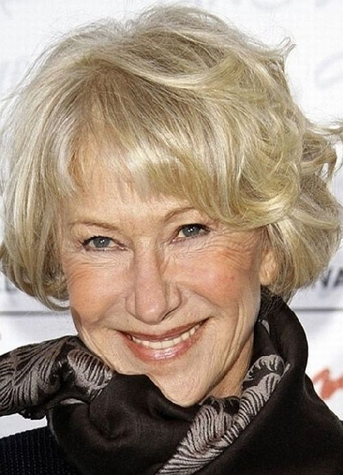 The Best Bob Hairstyles For Women Over 60 Elle Hairstyles Pictures