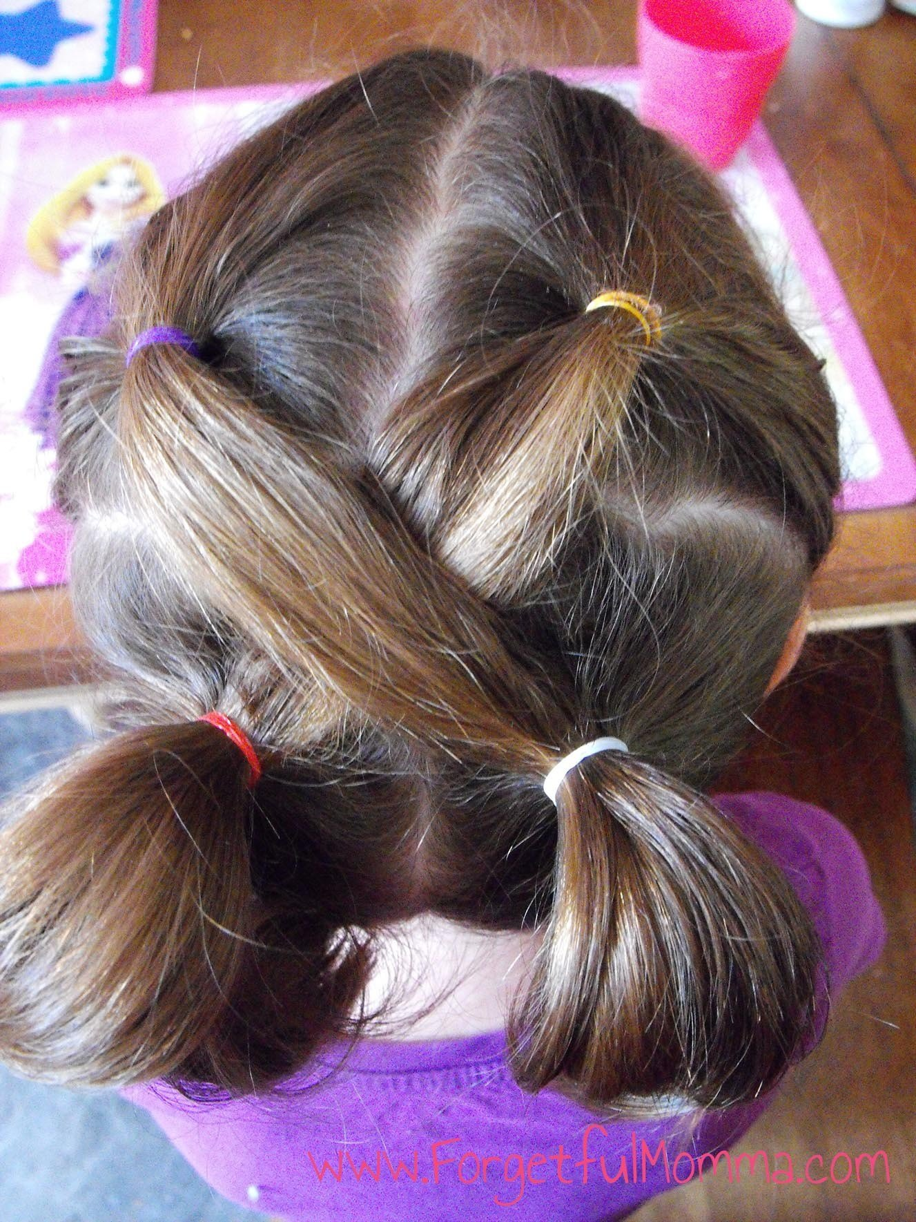 The Best Back To School Hair For Little Girls Forgetful Momma Pictures