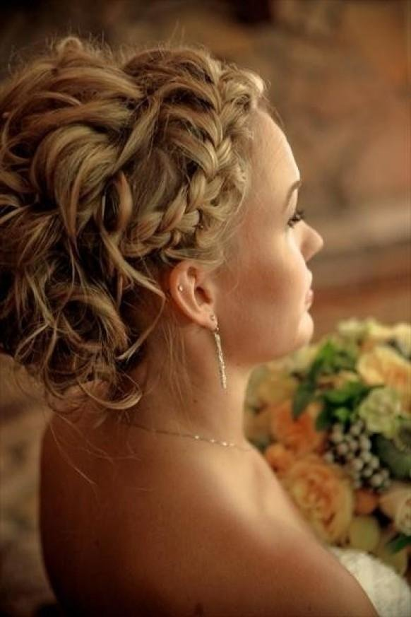 The Best Curly Updo Hairstyle Ideas For Prom And Special Occasions Pictures