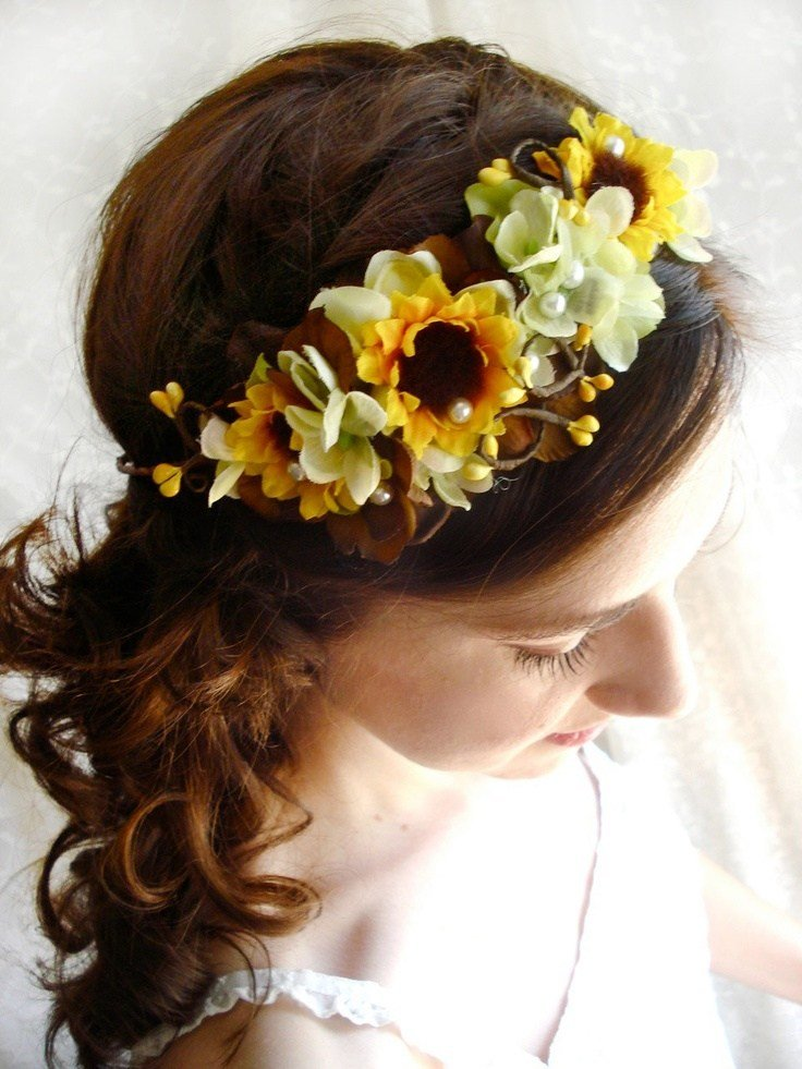 The Best Absolutely Adorable Fall Wedding Hairstyles Fave Hairstyles Pictures