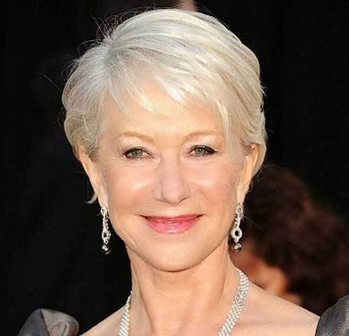 The Best Short Hairstyles For Women Over 50 With Fine Hair Fave Pictures
