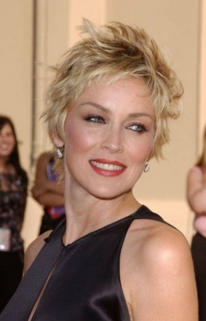 The Best Short Shaggy Hairstyles For Women Over 50 Fave Hairstyles Pictures