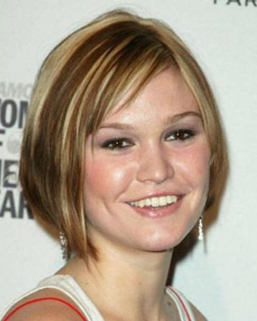 The Best Short Hairstyles For Round Faces Women S Fave Hairstyles Pictures