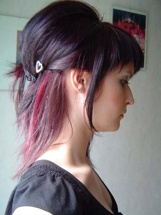 The Best 40 Funky Hairstyles To Look Beautifully Crazy Fave Pictures