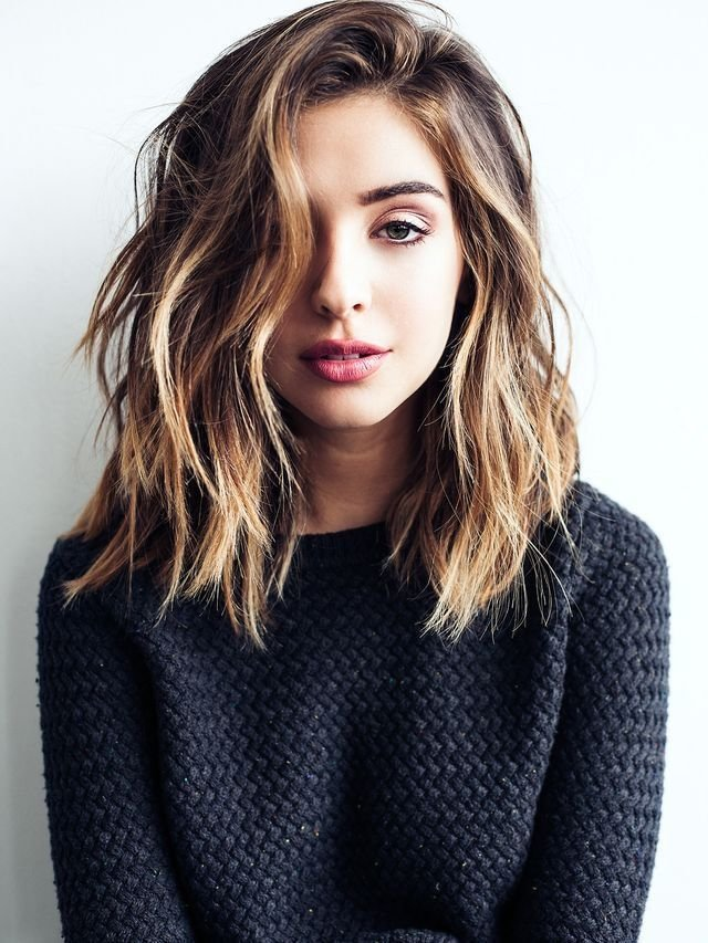 The Best Medium Length Hairstyles You Will Fall In Love With Fave Pictures