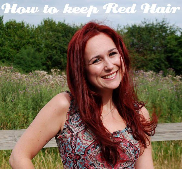 The Best How To Maintain Red Hair Color Photo 1 Hair Colors Pictures