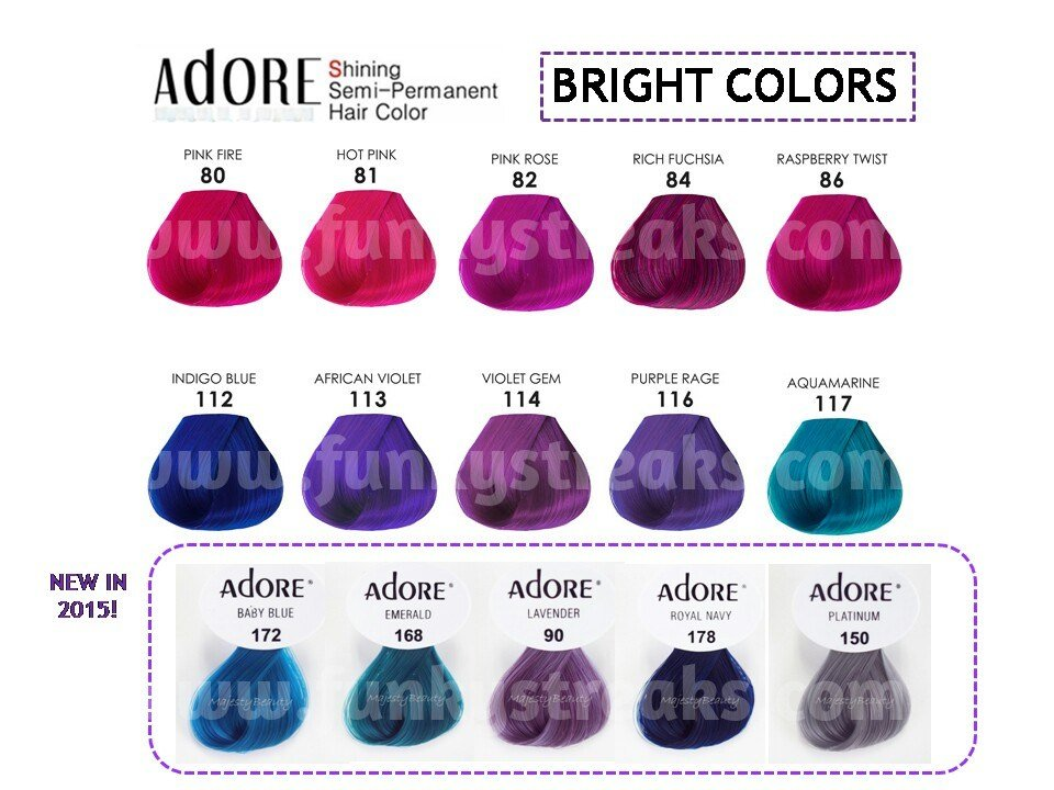 The Best Where To Buy Adore Hair Color Photo 1 Hair Colors Idea Pictures