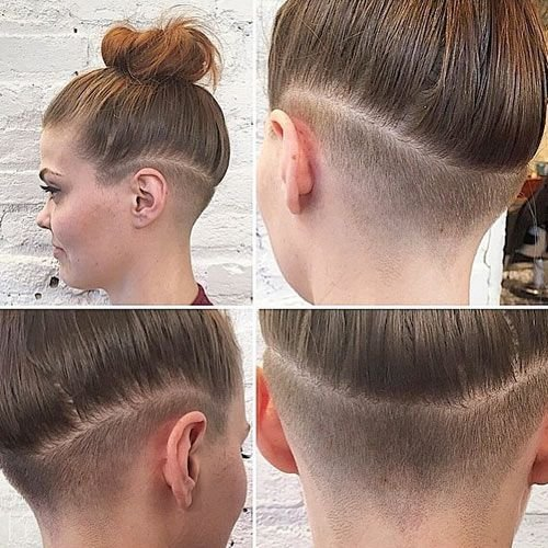 The Best Stunning Undercut Hairstyles For Your Bold Look Pictures