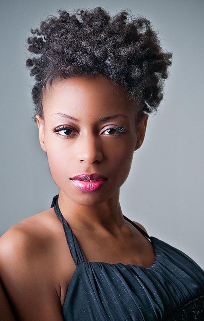 The Best 30 Fabulous Natural Hairstyles For African American Women Pictures
