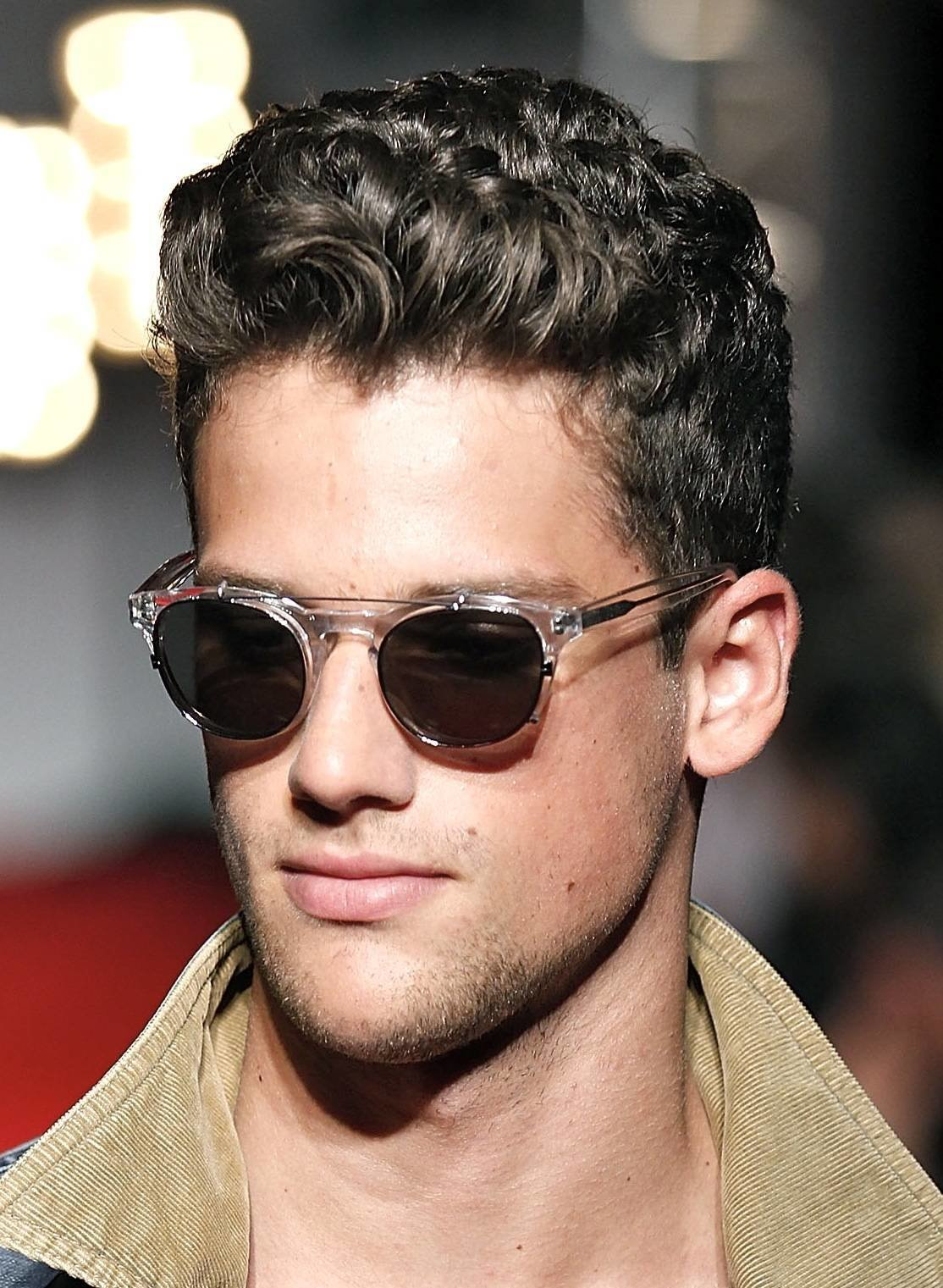 The Best Medium Hairstyles Thick Hairstyle For Mens 2014 Short Pictures