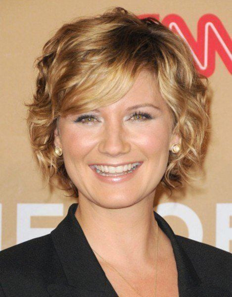The Best Short Hairstyles Wispy Bangs Fine Short Hairstyles Pictures