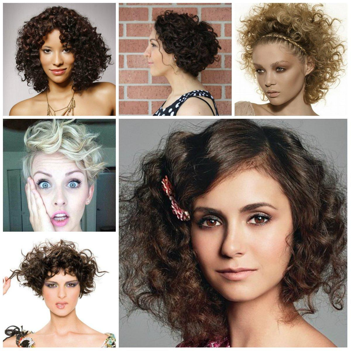 The Best 2016 Trendy Hairstyles For Naturally Curly Hair 2019 Pictures