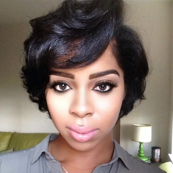 The Best Top 28 Short Bob Hairstyles For Black Women – Hairstyles Pictures
