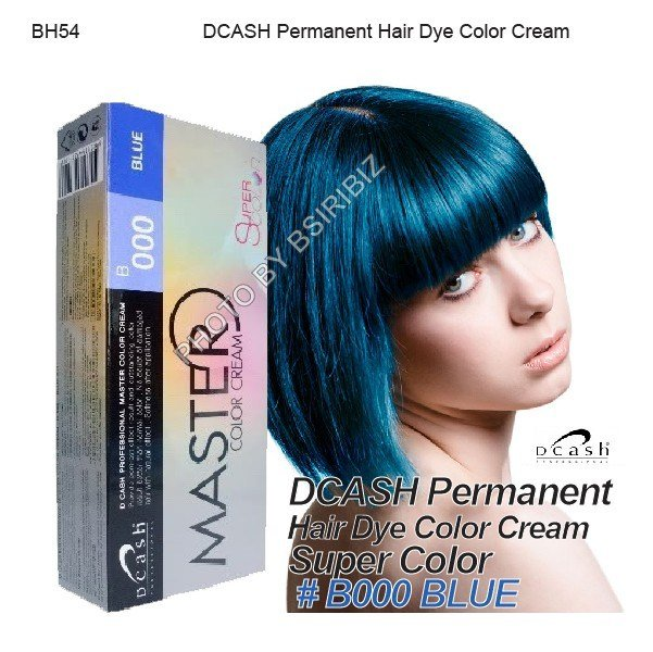 The Best Dcash Permanent Hair Dye Color Cream Super Color B000 Pictures