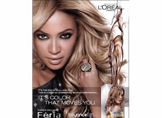 The Best Drug Of Choice Beauty Beyonce L Oreal Feria Pictures