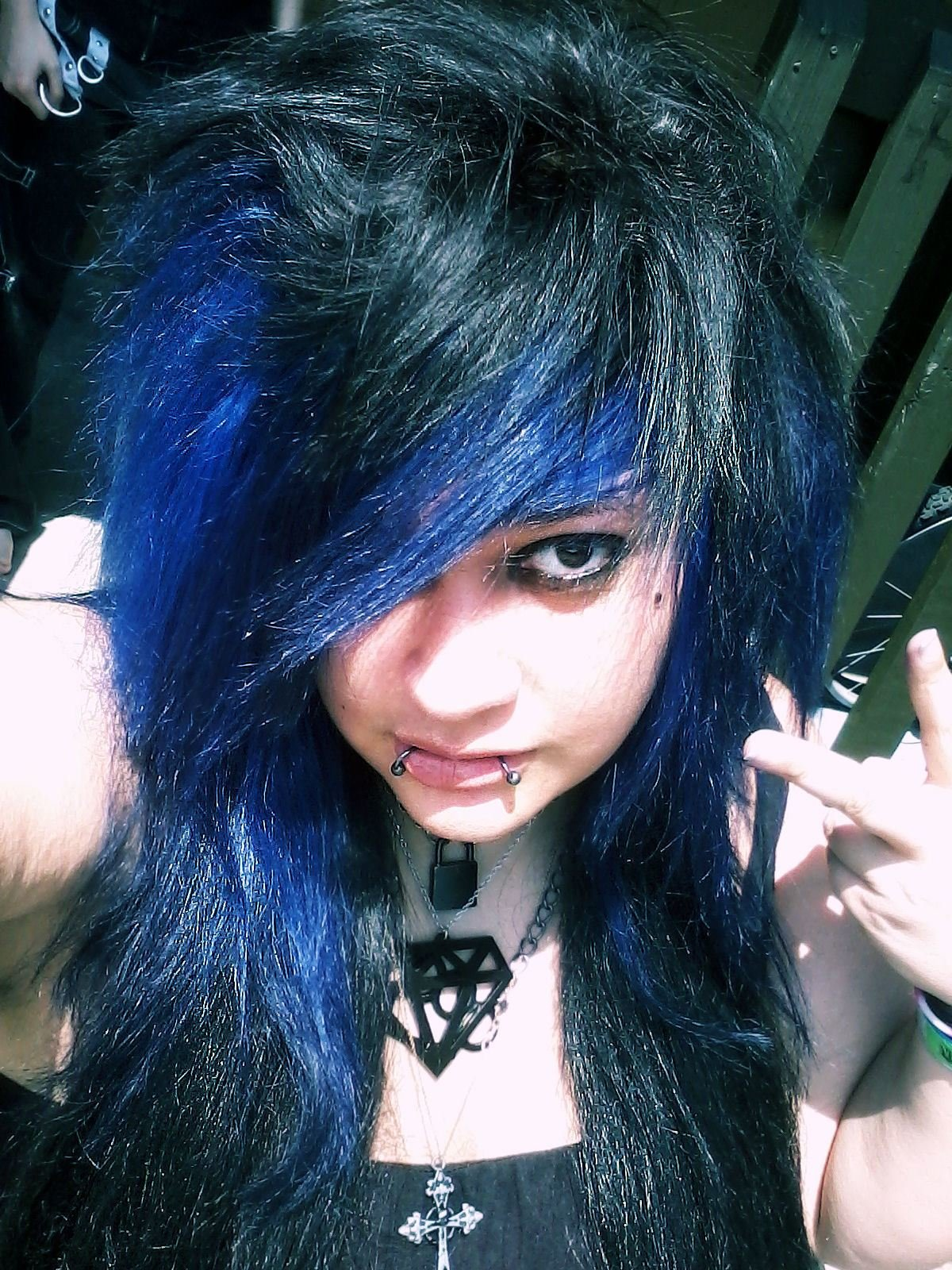 The Best Emo Hairstyles For Girls With Short Hair Design Colection Pictures