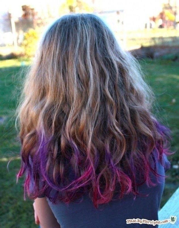 The Best How To Chalk Your Hair · How To Make A Coloring Dying Pictures