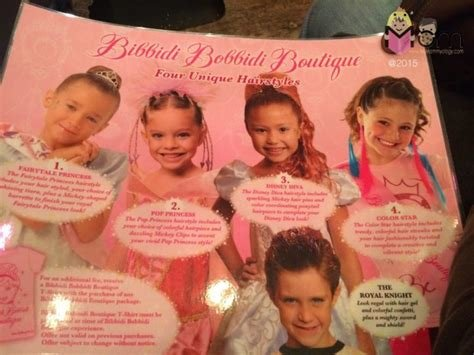 The Best My Mommyology Discovers Bibbity Bobbity Boutique Princess Pictures
