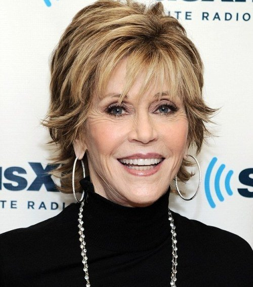The Best 30 Best Jane Fonda Hairstyles Pictures
