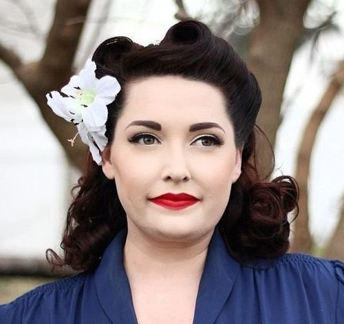 The Best 30 Iconic Retro And Vintage Hairstyles Pictures