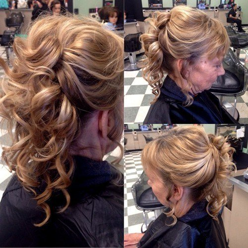 The Best 40 Ravishing Mother Of The Bride Hairstyles Pictures