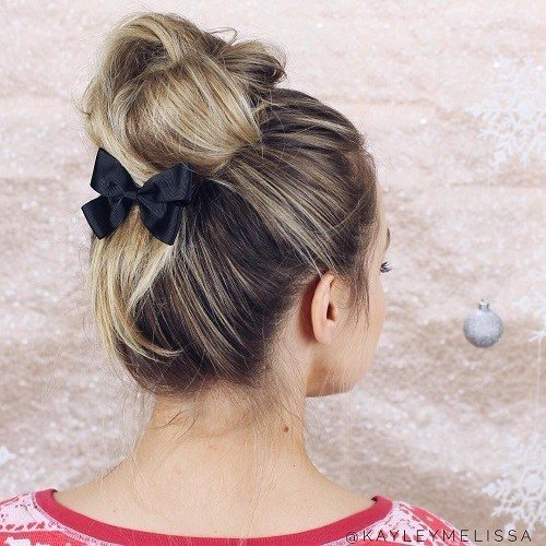 The Best 30 Easy And Stylish Casual Updos For Long Hair Pictures