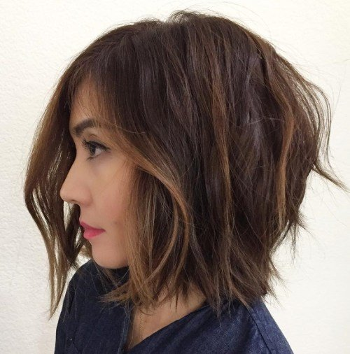 The Best 60 Messy Bob Hairstyles For Your Trendy Casual Looks Pictures