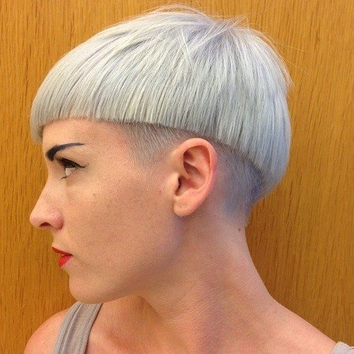 The Best 40 Ways To Rock A Bowl Cut Pictures
