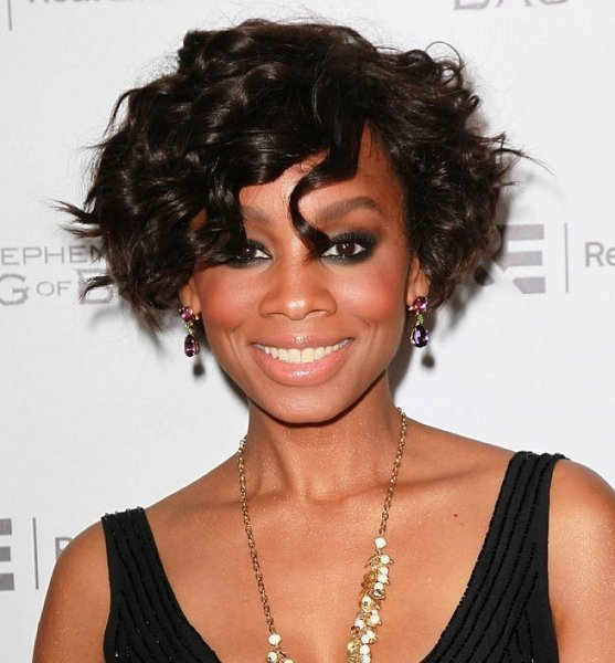 The Best Short Wavy Hairstyles For Black Women Over 40 Short Pictures