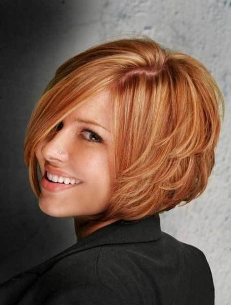 The Best Beautiful Short Layered Bob Hairstyles 2015 Short Pictures