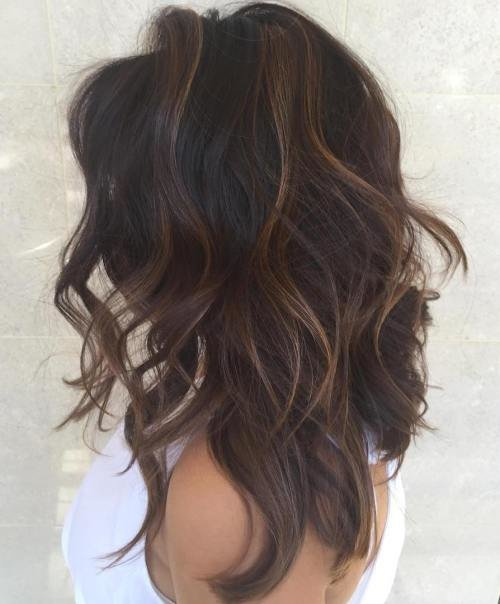 The Best 35 Lovely Long Sh*G Haircuts For Effortless Stylish Looks Pictures