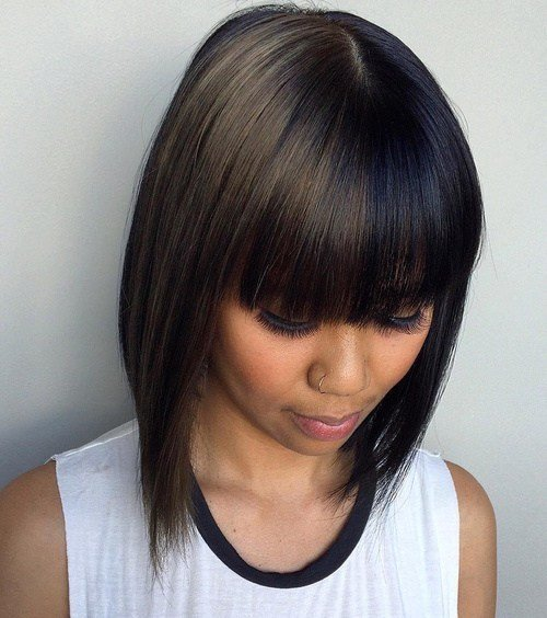 The Best 20 Two Tone Hair Styles Pictures