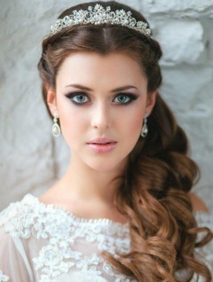 The Best 20 Best Half Up And Half Down Wedding Hairstyles Pictures