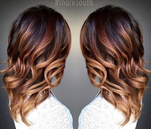 The Best 20 Cute Fall Hair Colors And Highlights Ideas Pictures