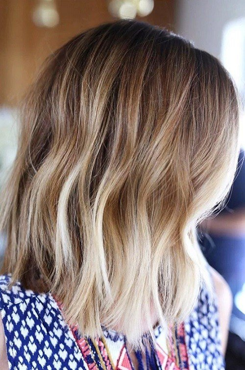 The Best 21 Winter Hair Color Ideas For Medium Hairstyles 2018 2019 Pictures