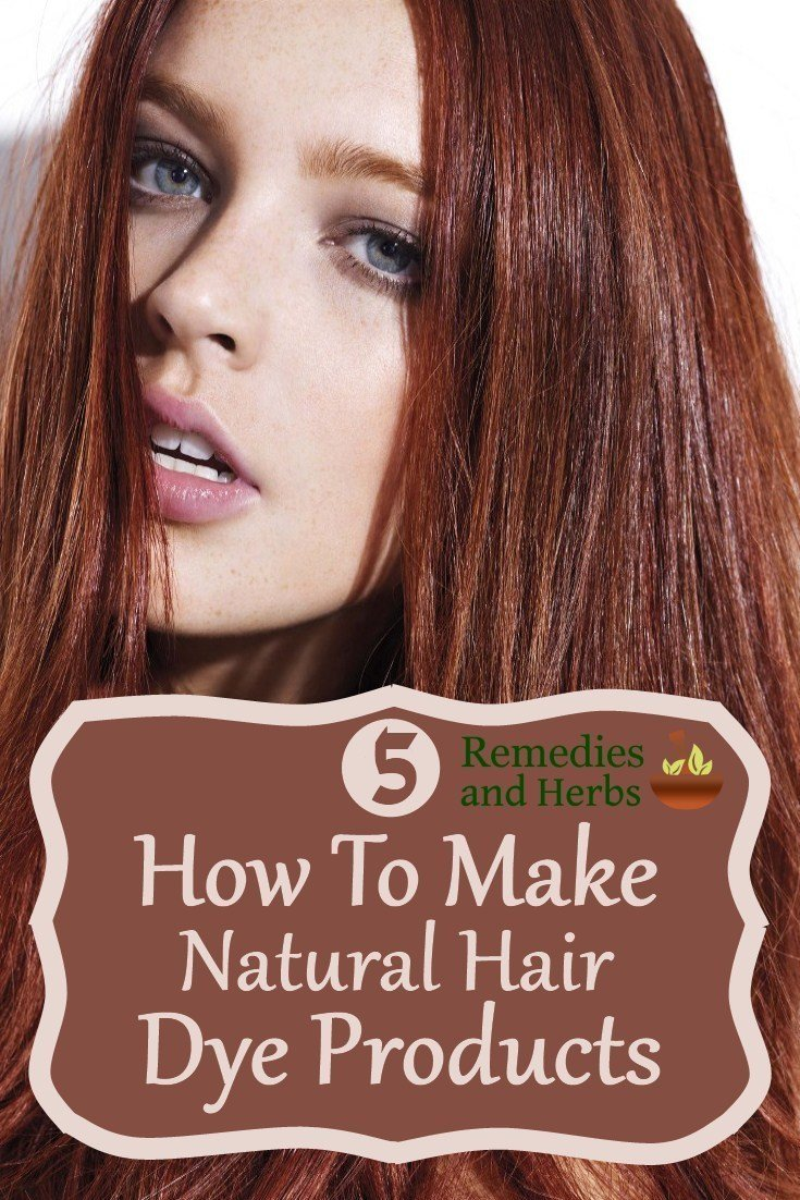 The Best How To Make Natural Hair Dye Products Diy Home Remedies Pictures