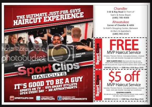 The Best Sports Cuts Free Haircut Coupon Regal Cinemas Coupons Pictures