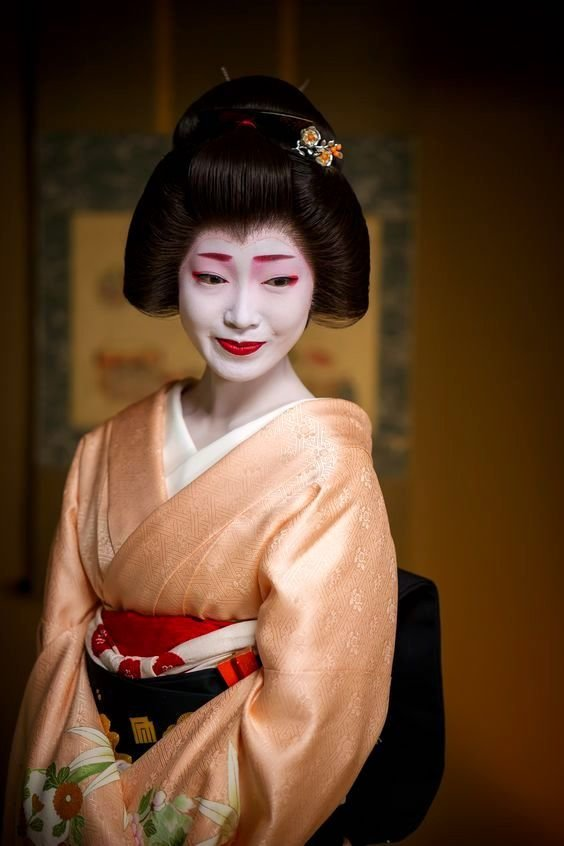 The Best Geisha Makeup Hairstyles And History Of Highly Skilled Pictures