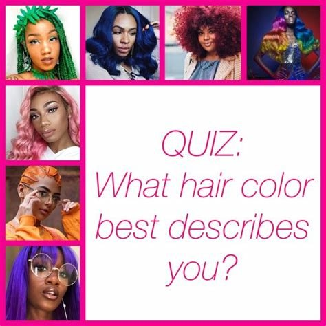 The Best Quiz What Hair Color Best Describes You – The Cut Life Pictures