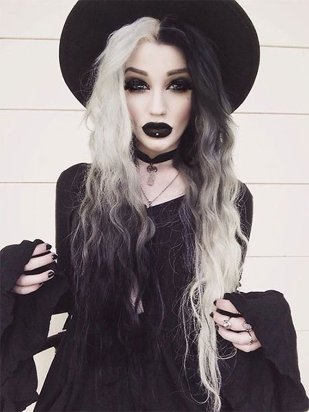 The Best 15 Halloween Witch Make Up Ideas Styles For Girls 2015 Pictures