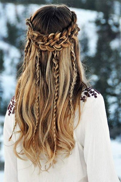 The Best 20 Winter Hairstyles For Short Long Curly Hair 2016 Pictures