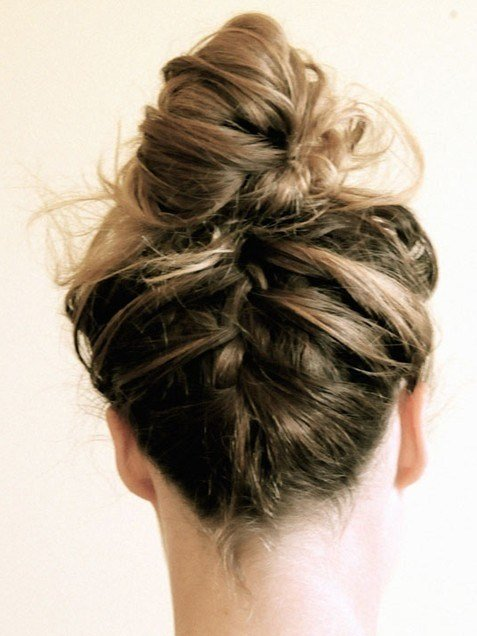 The Best Prom Braided Hairstyles Updos Popular Haircuts Pictures