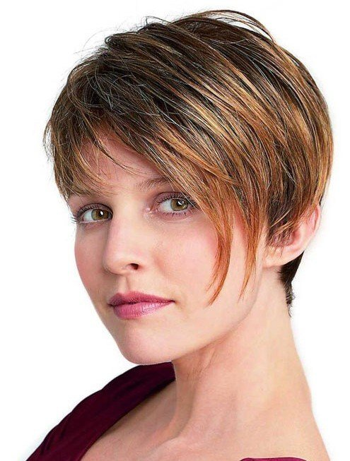 The Best Short Hairstyles For Women Thick Hair Popular Haircuts Pictures